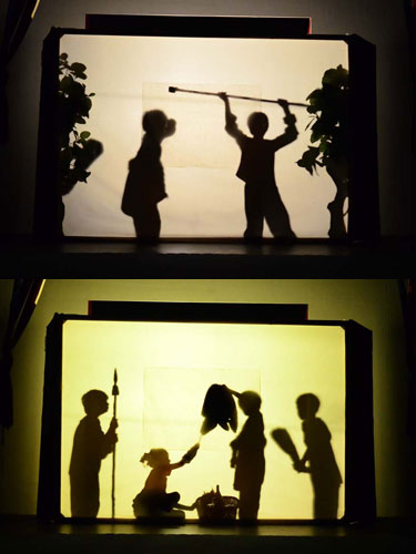 Shadow Theater Class 4.3